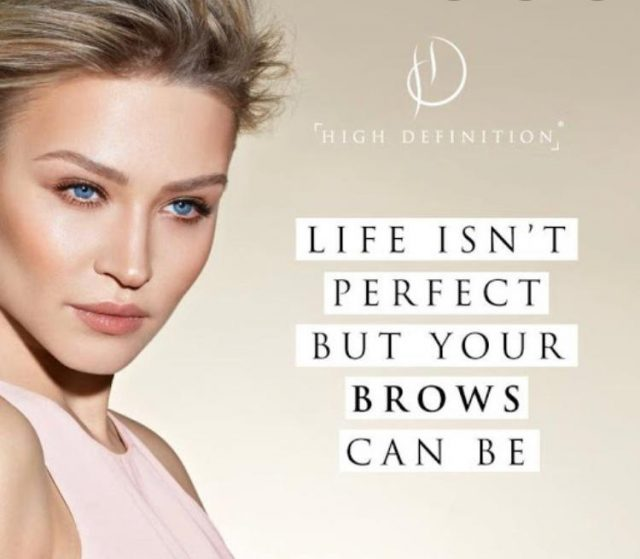 We now offer HD Brows
